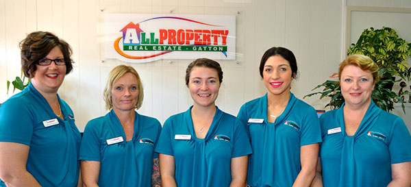 All Property Real Estate Team
