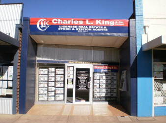 Charles L King Barham Officee