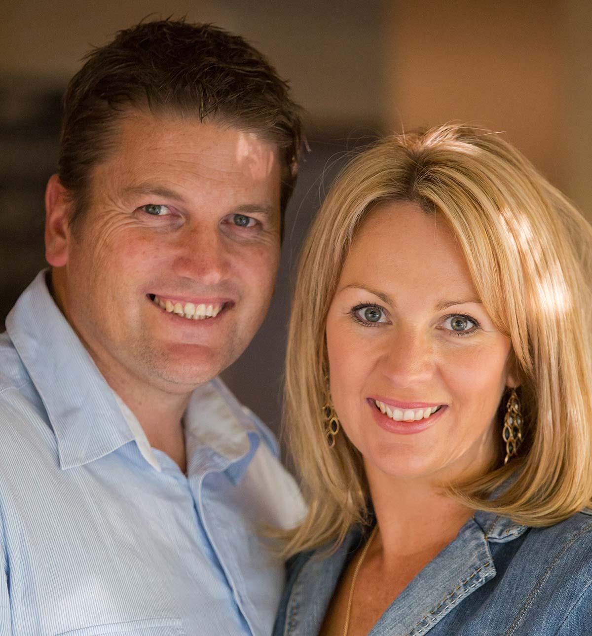 Tim and Amanda