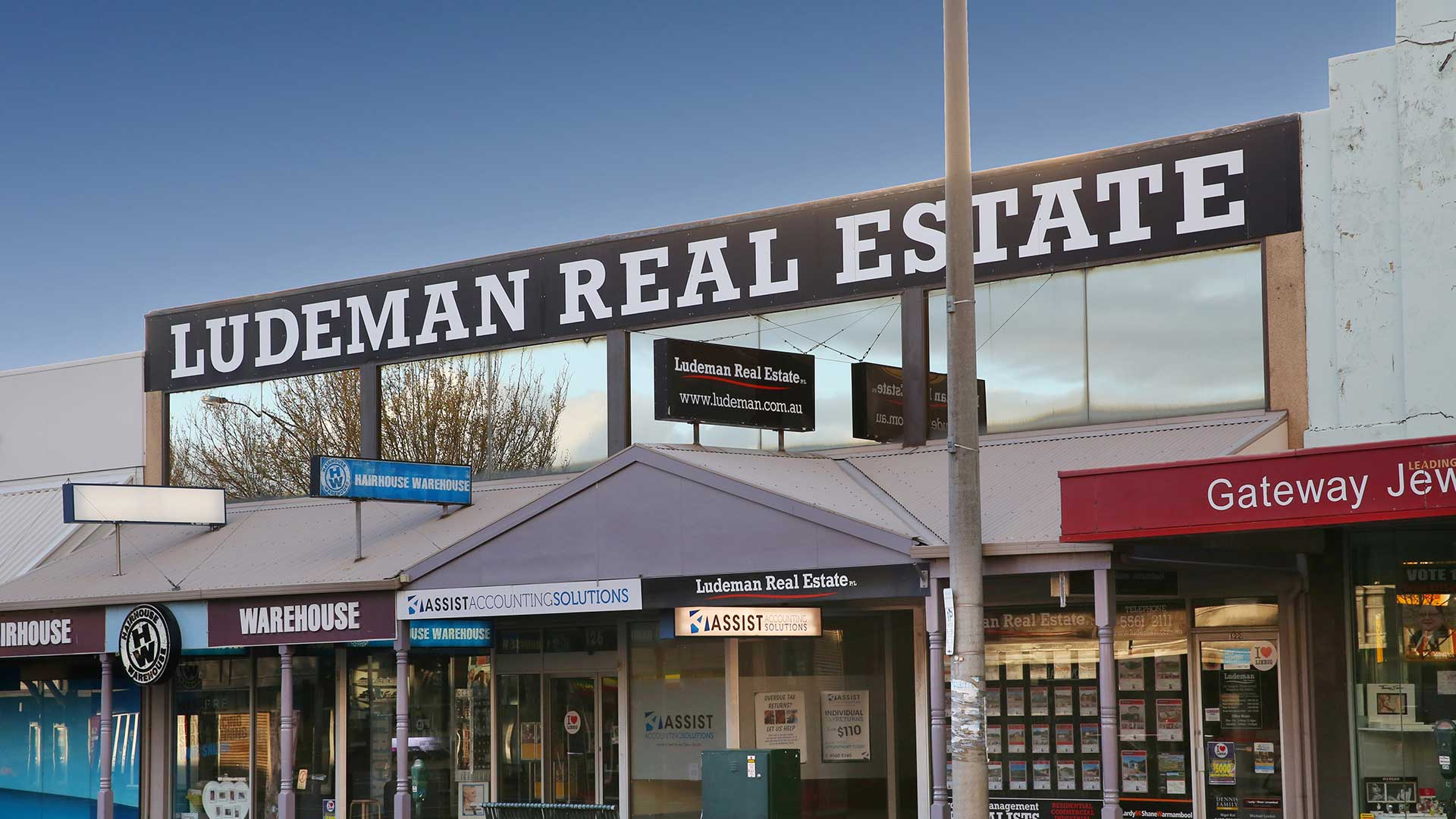 Ludeman Real Estate Office