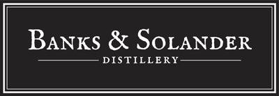 Banks & Solander Distillery logo