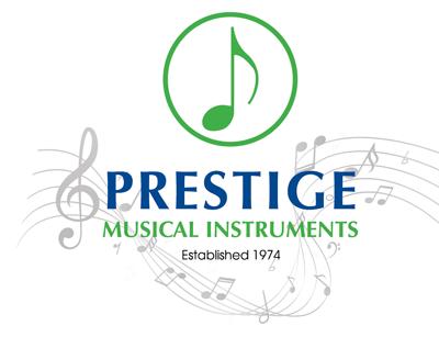 Prestige Musical Instruments logo
